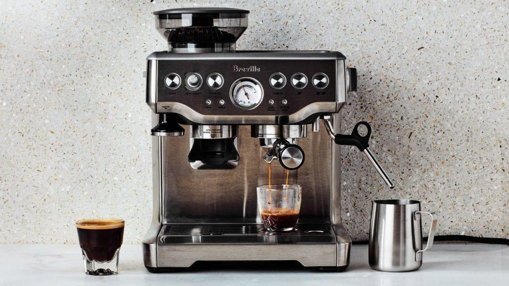 Coffee Machine for me