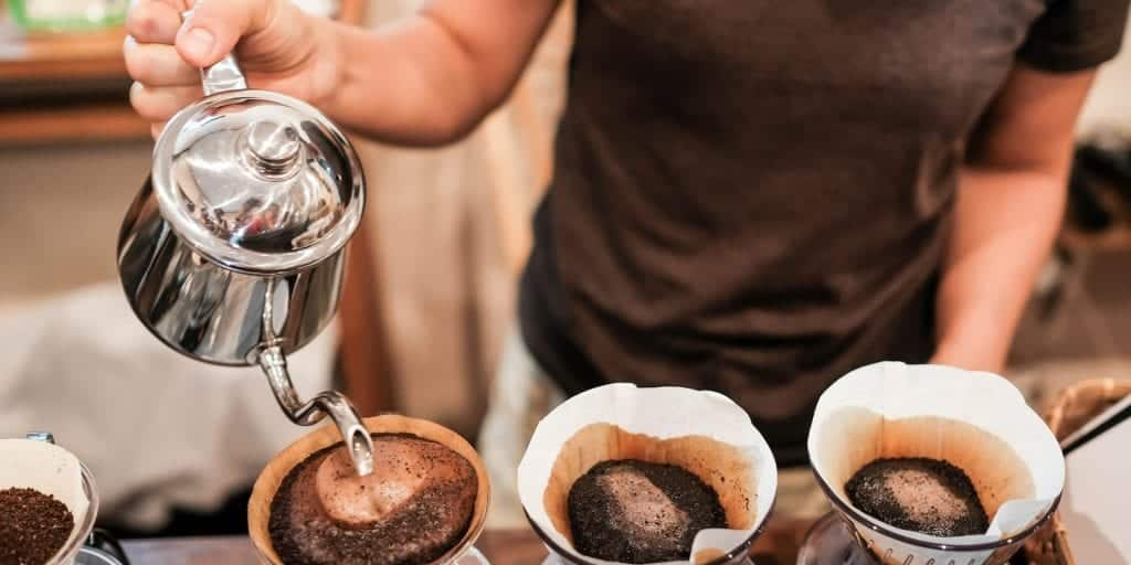 Coffee preventing cancer