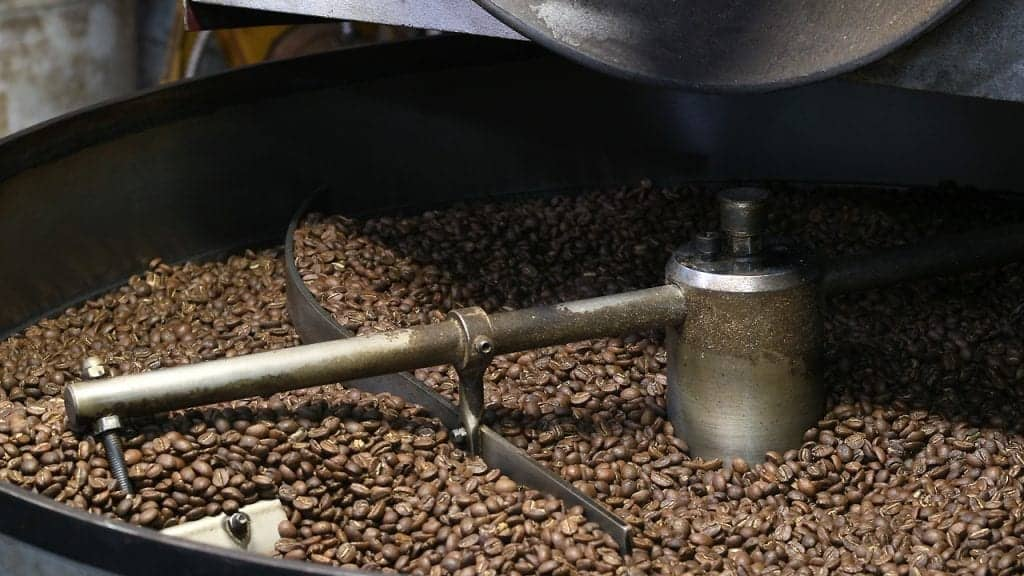Decaf how its made