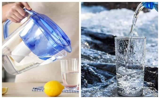 Filtered Vs Spring Water