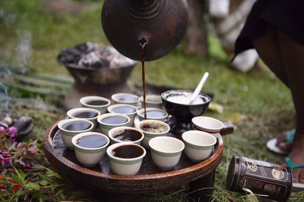 Ethiopia Coffee Cups