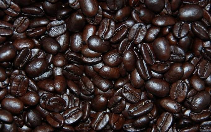 Coffee Beans Medium Dark Roast