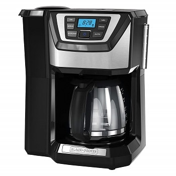 Black and Decker 12 Cuo coffe maker