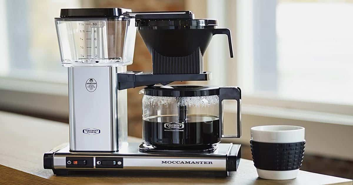 Best Automatic Pour Over Coffee Makers Goodcoffeeplace