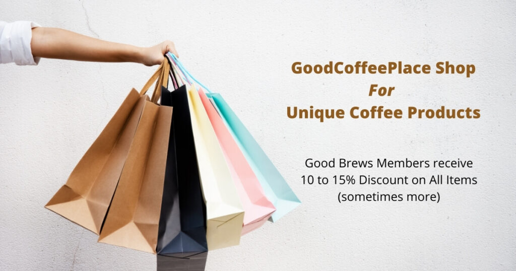 shop for coffee products