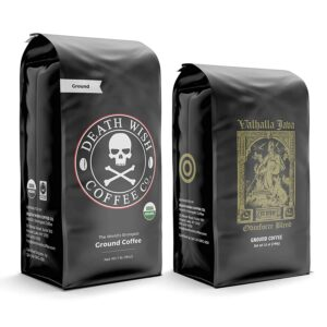 death wish coffee for cold brew