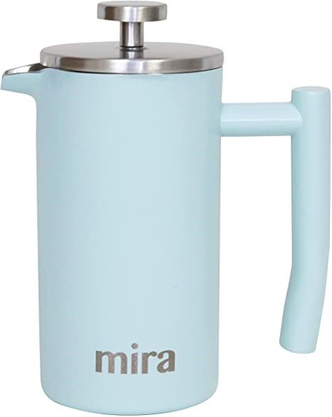 MIRA 12 oz Stainless Steel French Press